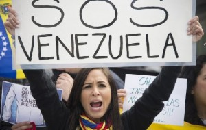 US-VENEZUELA-PROTEST