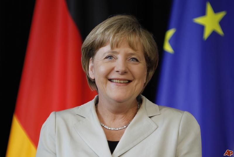 Canciller de Alemania se declara fan de