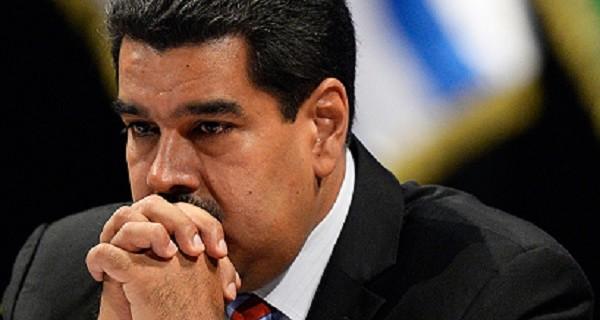 Renuncio Maduro