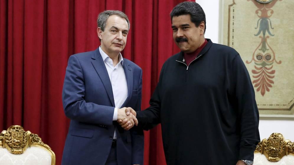 zapatero-viaja-a-venezuela-para-mediar-entre-el-gobierno-de-maduro-y-la-oposicion