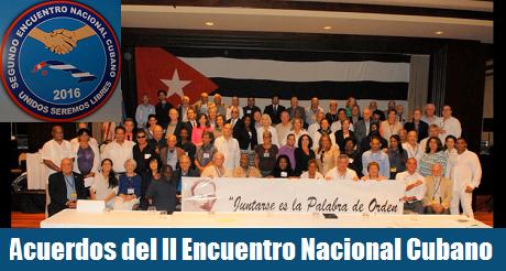 IIEncuentroNacionalCubanoagosto2016