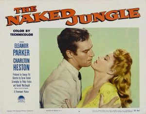 Poster - Naked Jungle, The_05