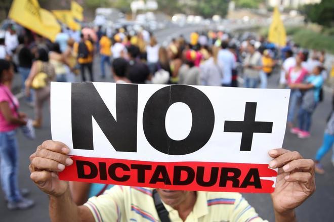 Resultado de imagen para DICTADURA EN VENEZUELA