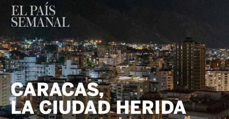 7d5852c084 Caracas, la ciudad herida – América 2.1