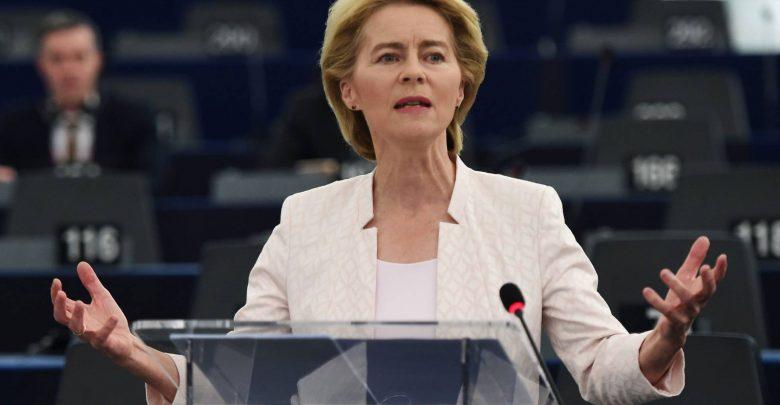 Von Der Leyen U00abRussia Violates International Laws Yes To