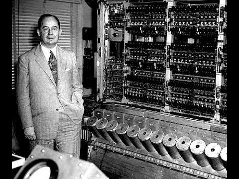 John von Neumann, un extraterrestre – América 2.1